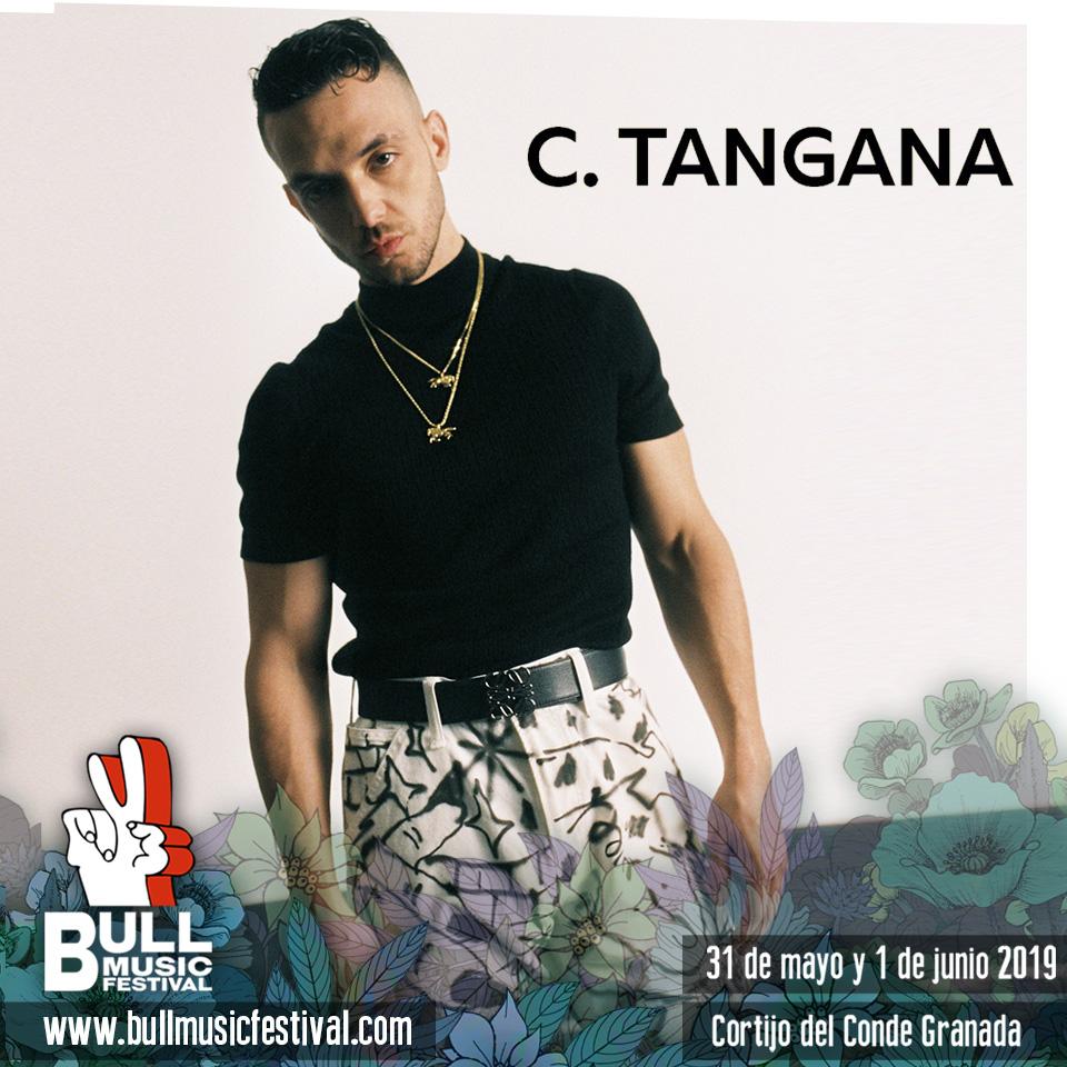 Bull Music Festival 2019 en Granada confirma C Tangana, Dorian y Dennis Ferrer