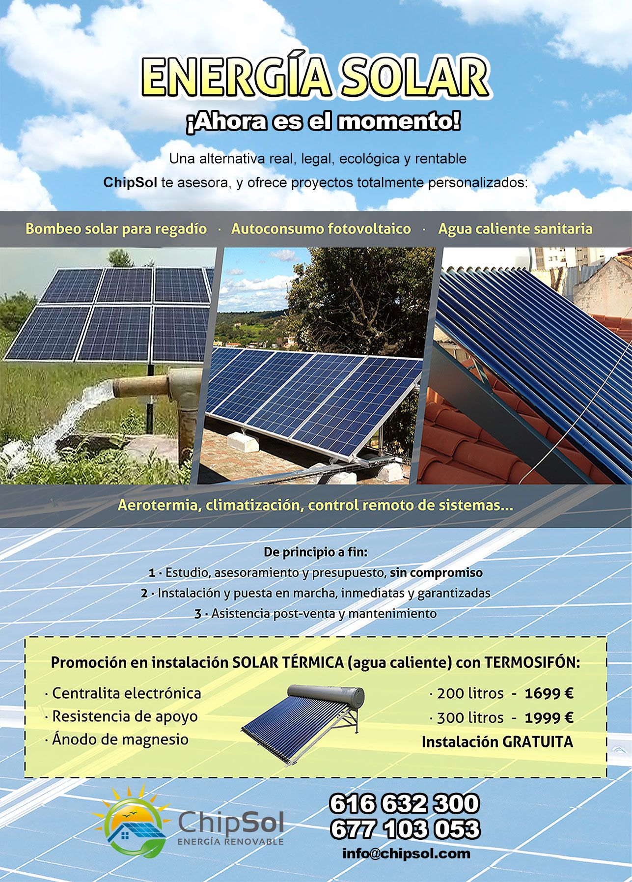 ChipSol Energia renovable