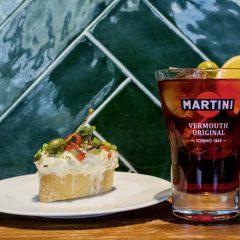 La ruta del Martini preparado llega a Gijón