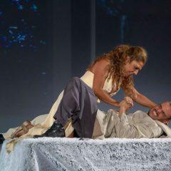 Fedra, protagonizada por Lolita Flores, en el Teatro Afundación de Vigo
