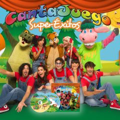 Cantajuego con su gira 2019 2020 llega al Palacio de Congresos de Granada