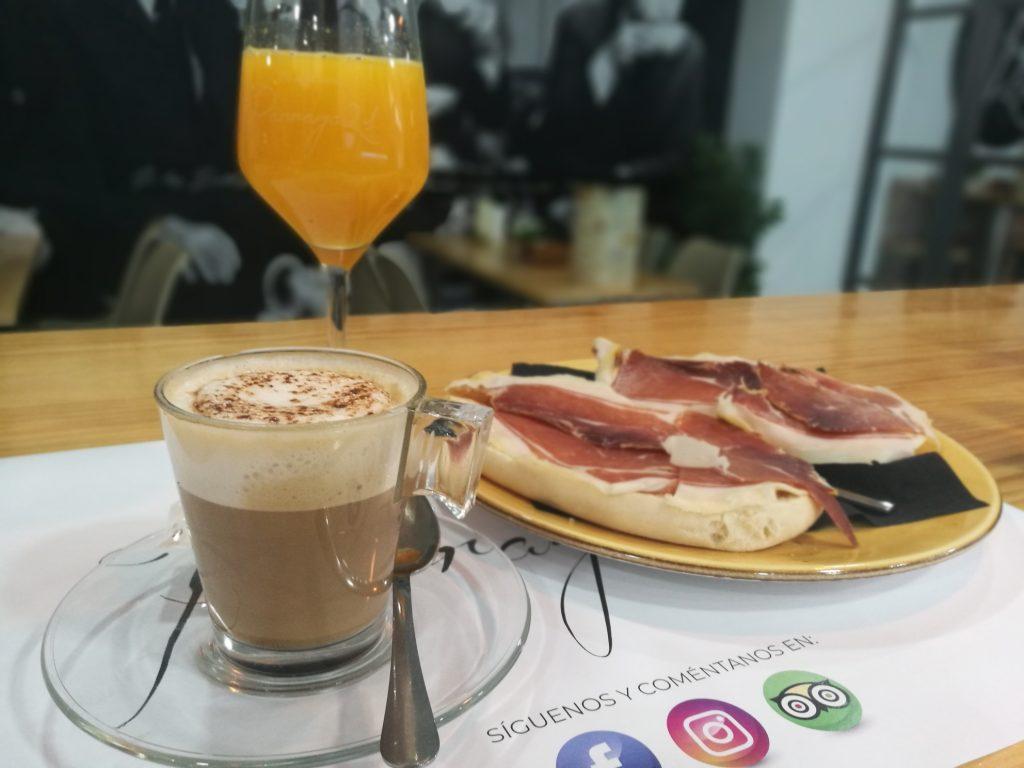 Cafetería Párraga 21 It's Coffee time