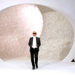 Adiós al icónico diseñador Karl Lagerfeld