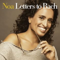 La cantante israelí Noa presenta Letters to Bach