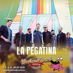 Weekend Beach 2019 de Torre del Mar suma a The Original Wailers + La Pegatina + Sex Museum + Niños Mutantes y más a su cartel!!