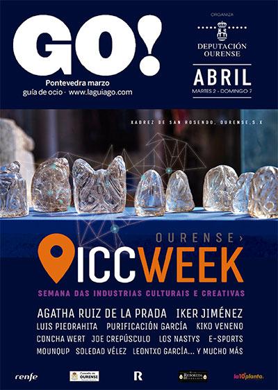 Revista de marzo de LaGuiaGo Pontevedra