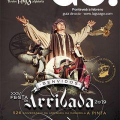 Revista febrero LaGuiaGo Pontevedra Nº 125