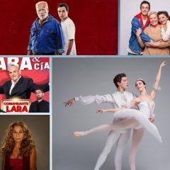 Los mejores espectáculo del mes de febrero en la Región de Murcia