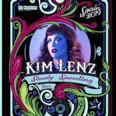 Kim Lenz en la Sala Porta Caeli Global Music