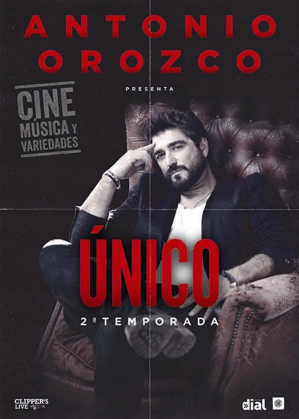 Antonio Orozco en concierto en el Teatro Romea (suspendido)