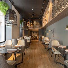 Abre el Asador Contrapunto, el nuevo restaurante de Eurostars Gran Vía 5* en Granada
