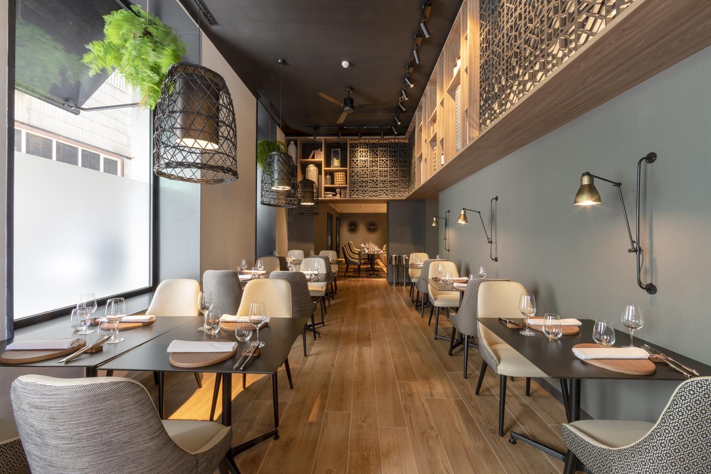 Abre el Asador Contrapunto, el nuevo restaurante del Eurostars Gran Vía 5* en Granada