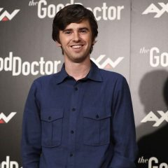 Freddie Highmore, de 'The Good Doctor', nombrado hijo adoptivo gallego