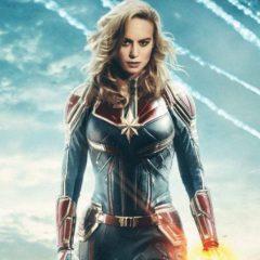 'Capitana Marvel' logra el mejor estreno del año con 455 millones de dólares