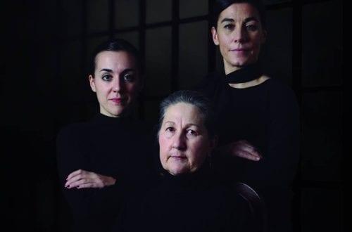 Bernarda, teatro en el centro cultural de A Guarda