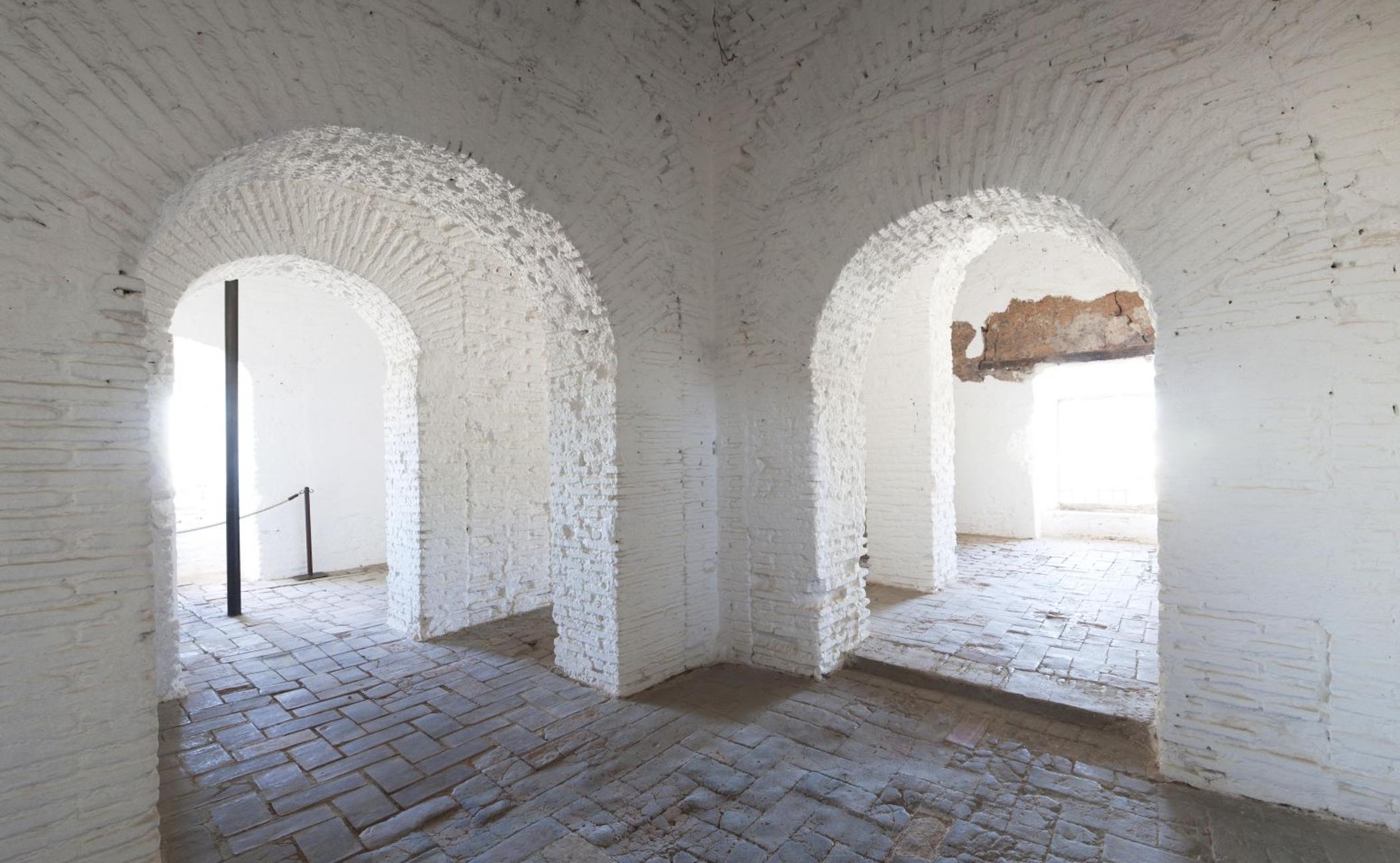 La Alhambra de Granada abre de forma excepcional el interior de la torre de la Vela