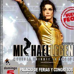 El musical Michael Legend rinde tributo al rey del pop en Fycma Málaga