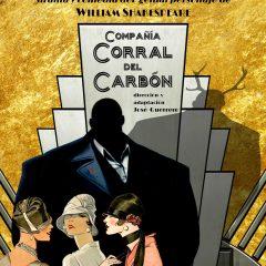 La compañía Corral del Carbón celebra el Día del Teatro con Falstaff