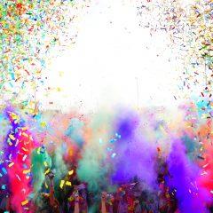 La Carrera de Colores Holi Life espera volver pronto a Granada