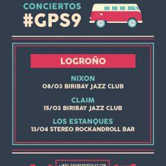 Los conciertos de Girando por Salas llegan a Logroño
