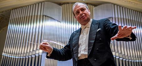 La Orquesta Filarmónica de Málaga presenta su programa 12 de la temporada 2018-19 en el Teatro Cervantes
