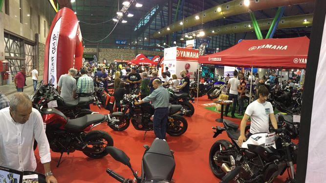 MOMA 19 - IV Salón de la moto 2019 en Fycma Málaga