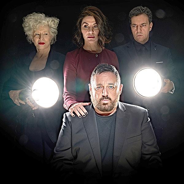 Pepón Nieto protagoniza La Culpa en el Teatro Lope de Vega de Sevilla
