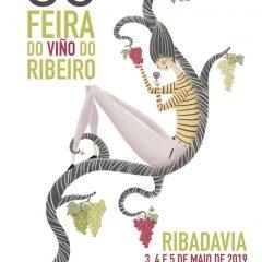 La Feira do viño Ribeiro, nueva edición en Ribadavia