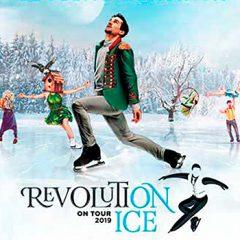 Revolution On Ice en Palacio de los Deportes Príncipe Felipe en Zaragoza