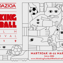 Empieza Thinking Football Film Festival