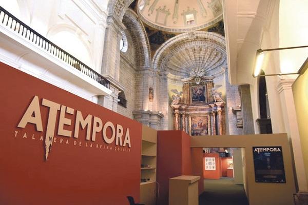 Exposición 'Atémpora' en Burgos