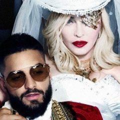 Madonna publicará la canción 'Medellín' junto a Maluma