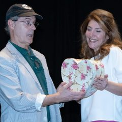 Ágora Teatro: 'Cuadros de amor y humor al fresco' en la Casa de Cultura de Gamonal