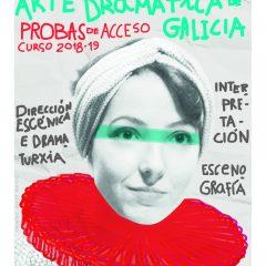ESADg, probas de acceso para o curso 2019/2020 en Vigo