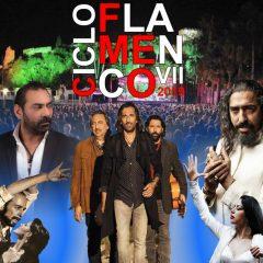 Diego El Cigala, Ketama y Pepe Luis Carmona Habichuela, protagonistas del Ciclo Flamenco 2019 de Almuñécar