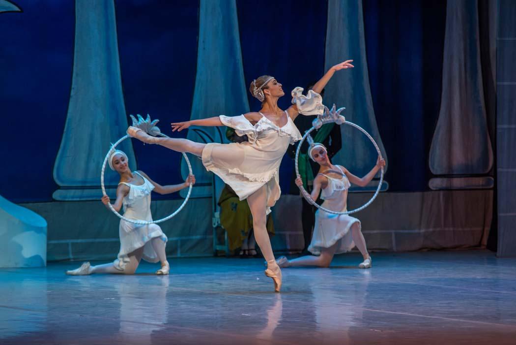 El Ballet Nacional de Cuba presenta La Cenicienta en el Cartuja Center CITE de Sevilla