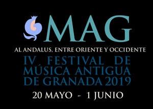 En Mayo llega el Festival de Música Antigua de Granada 2019