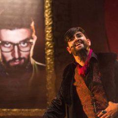 Manu Sánchez presenta El Último Santo en el Cartuja Center CITE de Sevilla