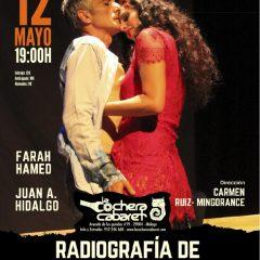 Radiografía de puta y poeta en La Cochera Cabaret de Málaga
