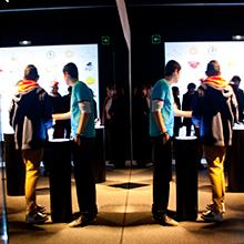 CaixaLab Experience en CaixaForum Barcelona