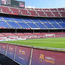 Camp Nou Experience en Avinguda Aristides Maillol, s/n en Barcelona