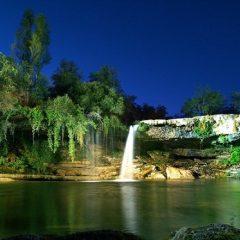 Las mágicas cascadas de Burgos