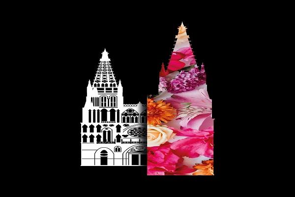 La Fiesta de las Flores en la plaza de La Flora