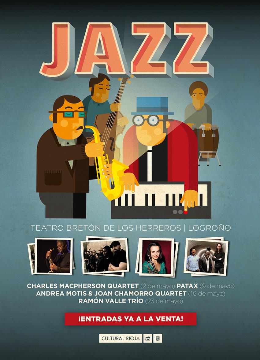 Ciclo de Jazz 2019 en Logroño