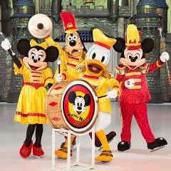 Disney On Ice. 100 años de magia en Palau Sant Jordi en Barcelona