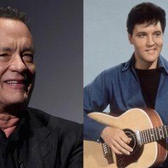 Tom Hanks será el manager de Elvis Presley en un biopic dirigido por Baz Luhrmann