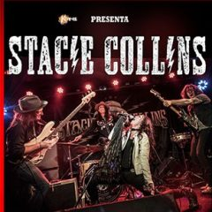 Stacie Collins en la Sala Porta Caeli Global Music