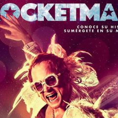 Estreno de 'Rocketman': El biopic de Elton John