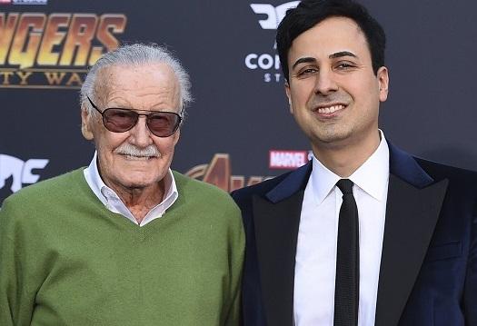 El exmánager de Stan Lee, detenido por abuso, fraude y robo