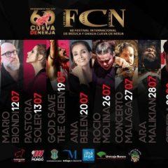 60 Festival Internacional de Música y Danza Cueva de Nerja (Málaga) – Programación Completa